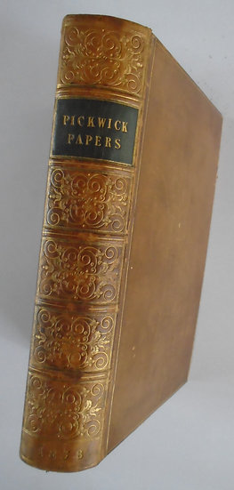 CHARLES DICKENS PICKWICK PAPERS