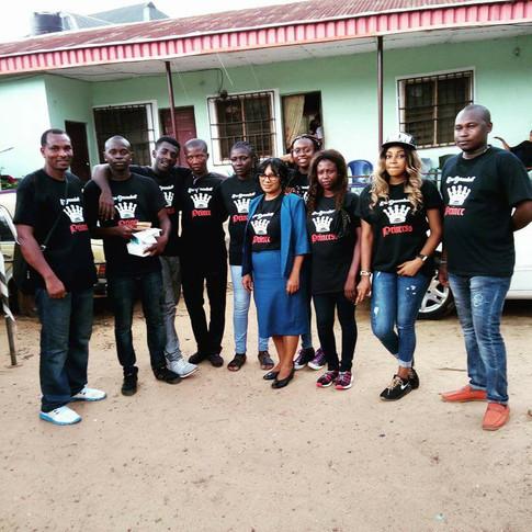 Nigerian Family Reunion