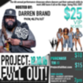 PFO 2016 - TICKET SALES - DARREN BRAND +