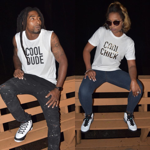 Couples In Cool Line