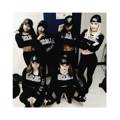 NC Dance District Apparel