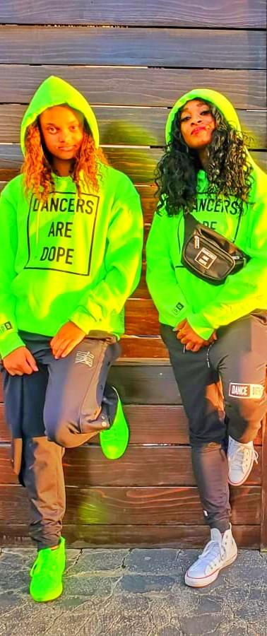 neons & tie dyes