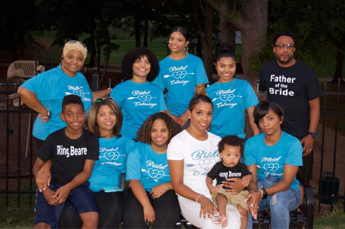 Family Shirts Wedding Party