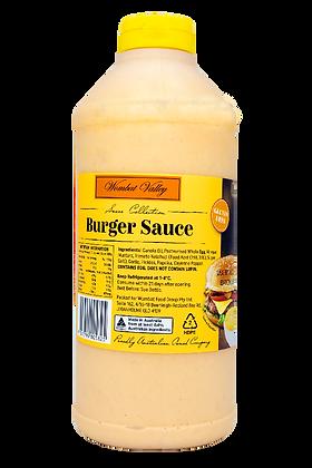 Wombat Valley Burger Sauce 1L (6)