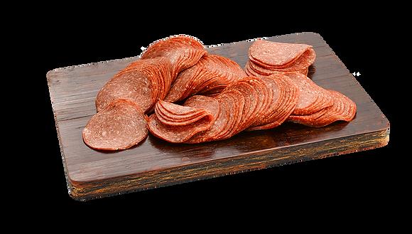 Hans Sliced Hot Hungarian Salami 1KG (8)