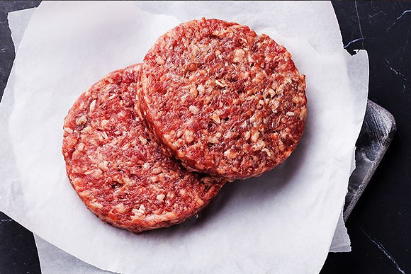 Fresh Beef Wagyu Burgers 10x120g