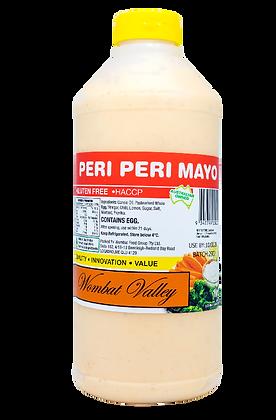 Wombat Valley Peri Peri Mayonnaise 1L (6)