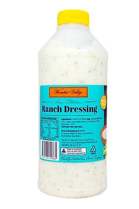 Wombat Valley Ranch Dressing 1L (6)