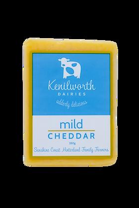 Kenilworth Mild Cheddar 250G (12)