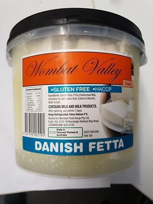 Wombat Valley Danish Fetta 2KG (4)