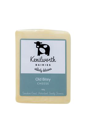 Kenilworth Old Bitey Cheese 165gm (8)