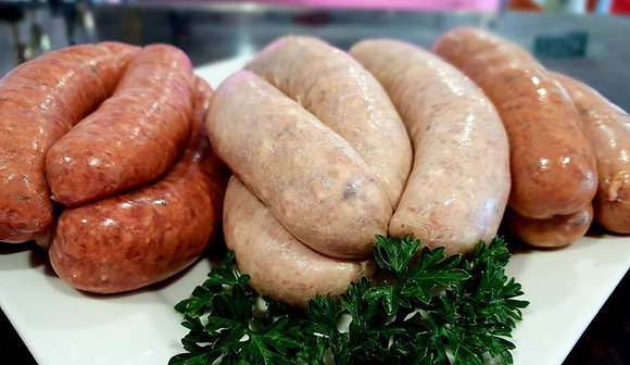 Fresh BBQ Thick Sausage 2KG LOTS