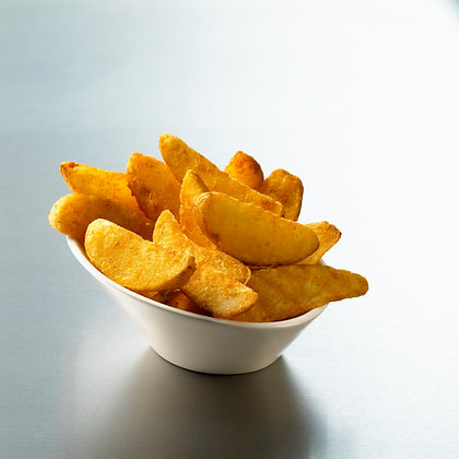 Edgell Spicy Battered Wedges 2kg
