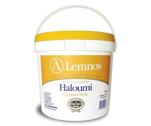 Lemnos Cyprus Style Haloumi 2KG (3)