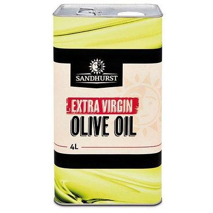 Sandhurst Extra Virgin Olive Oil 4L