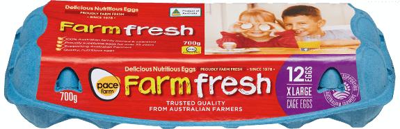 Pace Farms 600G Eggs Doz