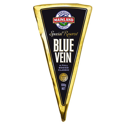 Mainland Special Reserve Blue Vein 100g