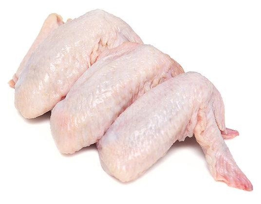 Fresh Chicken Wings Whole 2kg LOTS