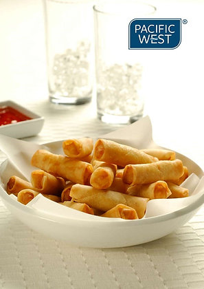 Pacific West Vegetable Cocktail Spring Rolls  1.44KG (15GX96) (8)