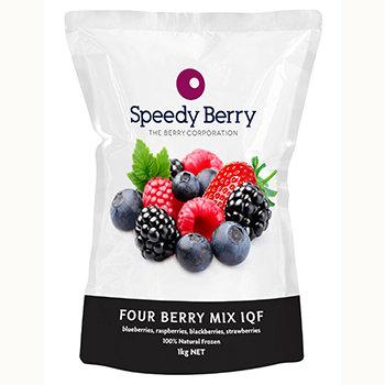 Speediberry Mixed Berries Frozen 1KG