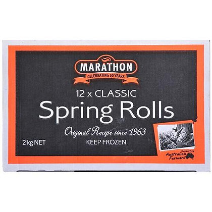 Marathon Spring Rolls 2kg