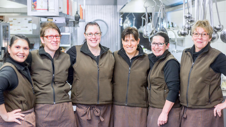 fleischerei guder team küche