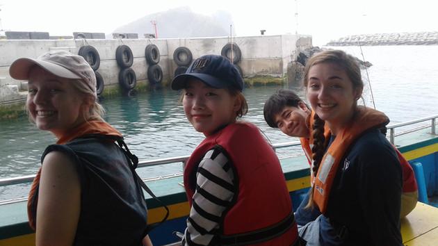 Chagwido Fishing Trip