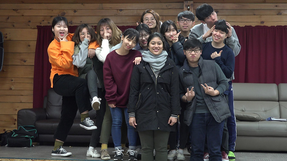 Our SYME Korean students
