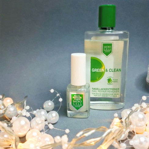 Има ли ефект MICRO CELL NAIL REPAIR GREEN?