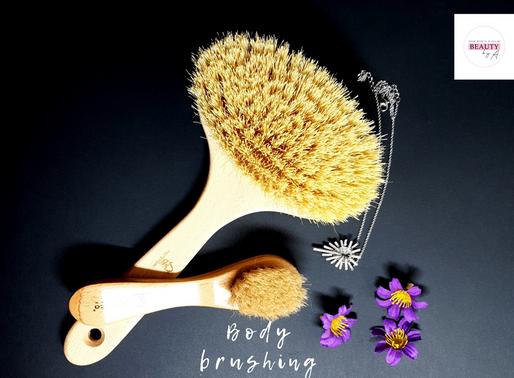 Body brushing за красива кожа