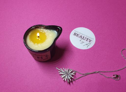 Масажни свещи за коса, ръце и тяло