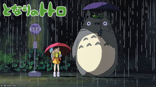 TOTORO is coming to LA!!