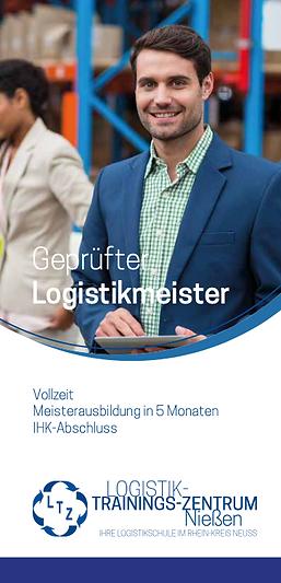 Deckblatt 12 Logistikmeister Vollzeit.pn