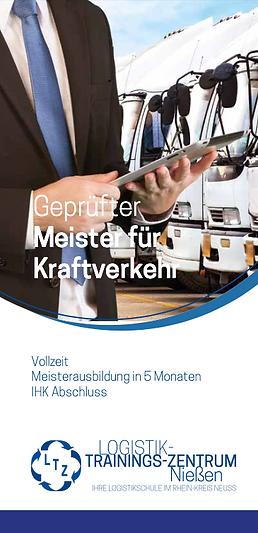 Deckblatt 11 Meister Kraftverkehr Vollze