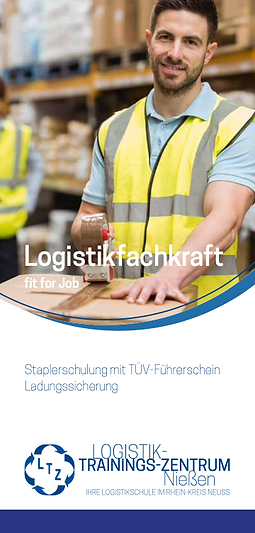 Deckblatt 03 Logistikfachkraft FitForJob