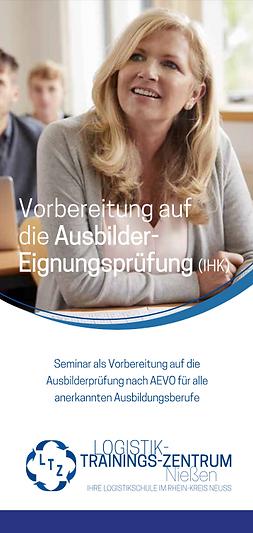 Deckblatt 17 Ausbildung der Ausbilder.pn