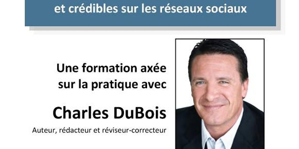Rédiger des publications remarquées et crédibles sur les réseaux sociaux