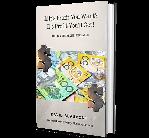 If its Profit You Want ... It's Profits