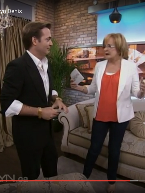 INTERVIEW WITH MARILYN DENIS