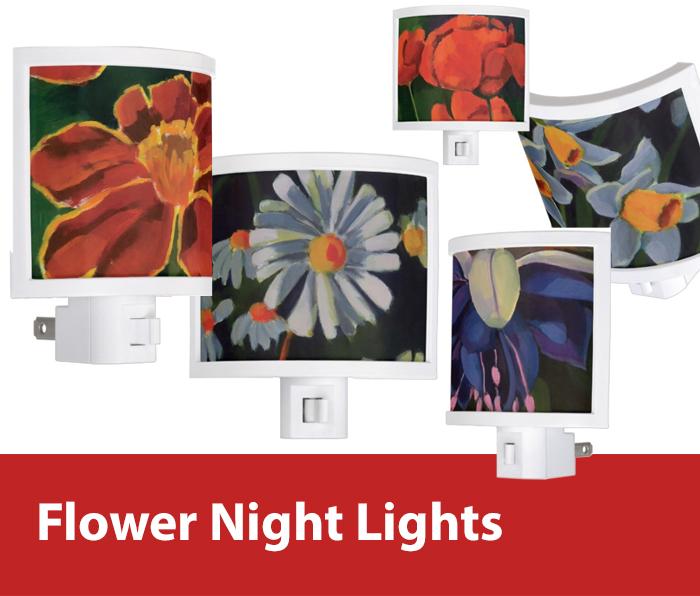 The Flower Night Light