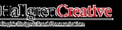 Hallgren Creative - Jennifer Hallgren Graphic Design & Brand Communicaions