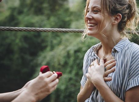 Comment choisir votre bague de fiançailles en diamant?