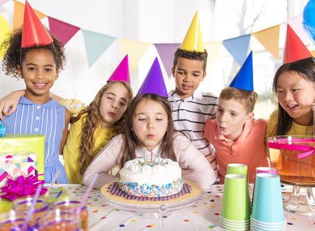 Comment organiser une fête d'anniversaire pour les enfants ?