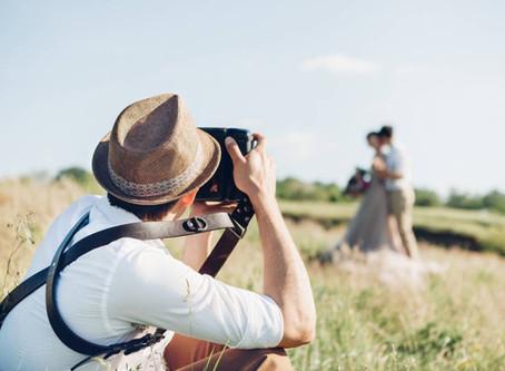 Comment choisir votre photographe de mariage ?