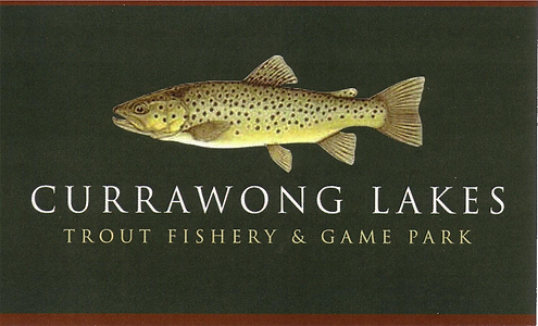 Currawong Lakes Trout Fishery and Game Park