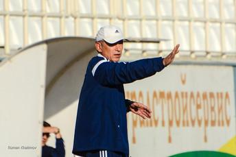 """Игорь Лазарев: """"Мне выйти на поле и усилить игру? Была бы возможность помочь, конечно бы вышел!"""