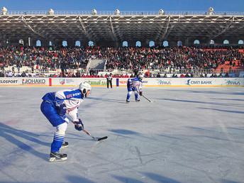 Русская классика ВХЛ - 2014