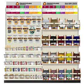 4' Planogram Display Design -© Tractor Supply