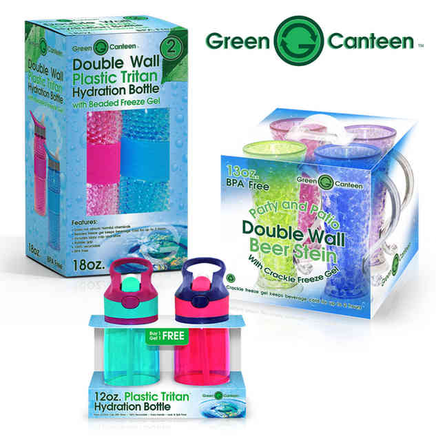 Hydration Bottles & Tumblers-© GreenCanteen