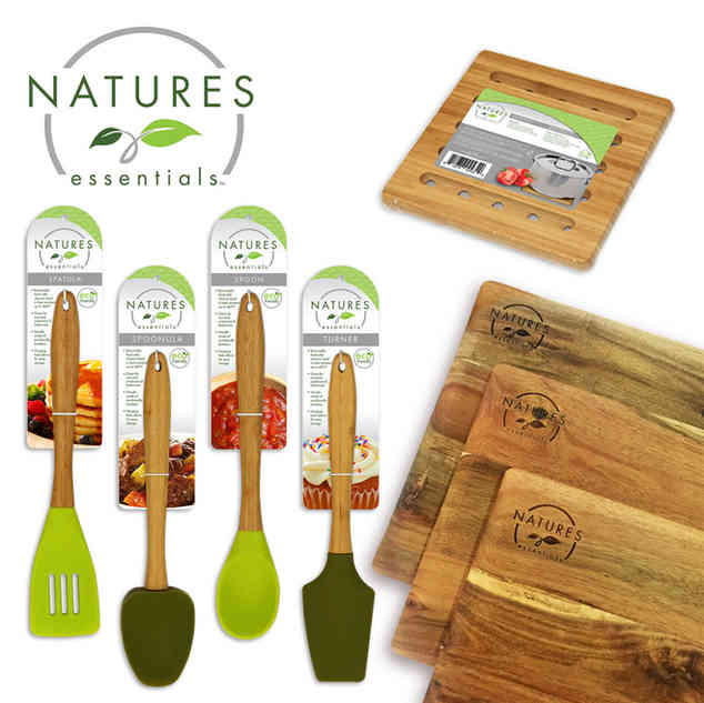 Kitchen Utensils & Cutting Boards-© NaturesEssentials